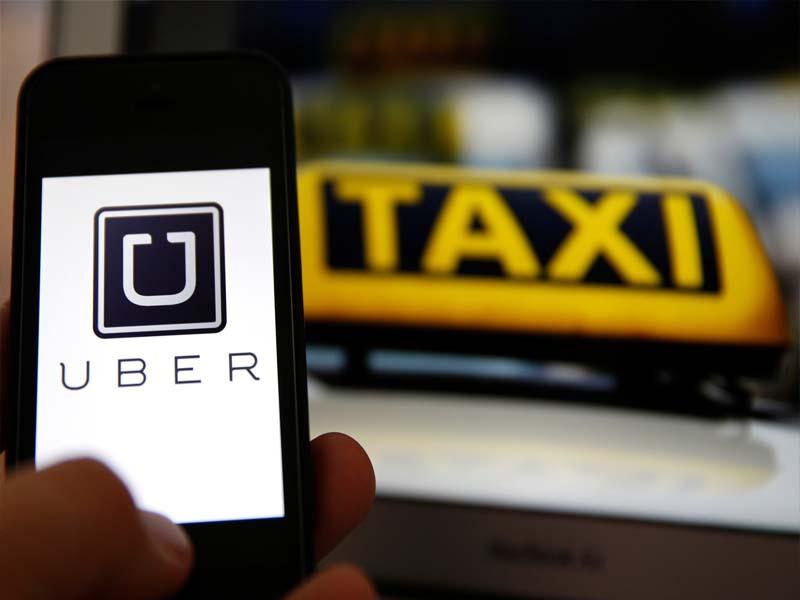 Cadastro para trabalhar como motorista Uber