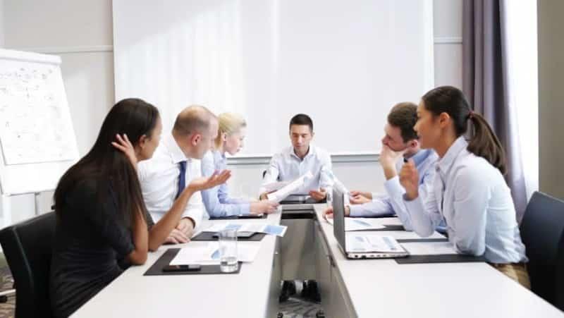 passos para fazer o trabalho em equipe funcionar