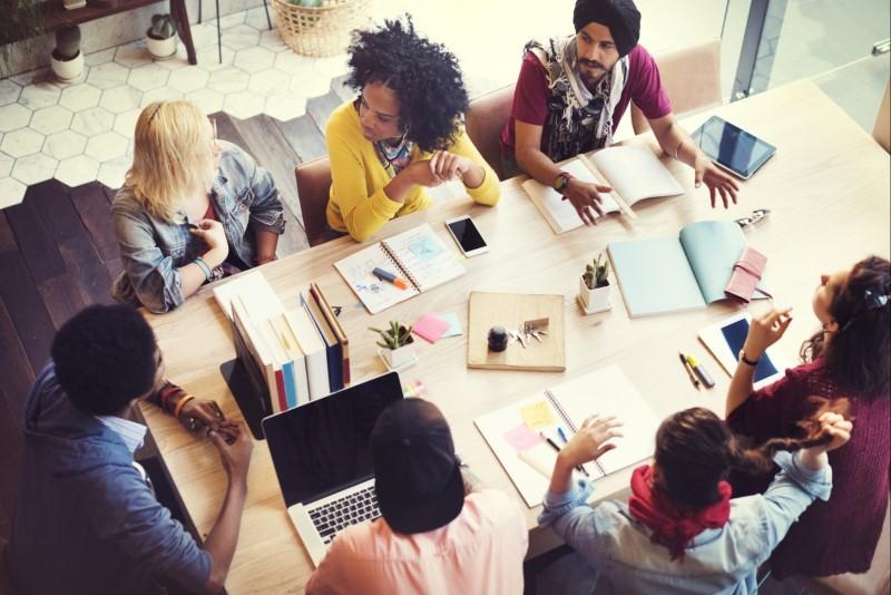 significado de Trabalho em equipe