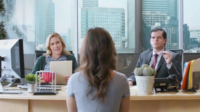 roupa entrevista de emprego feminina