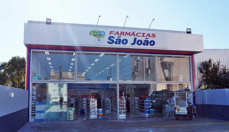 Unidades farmácia São Joao