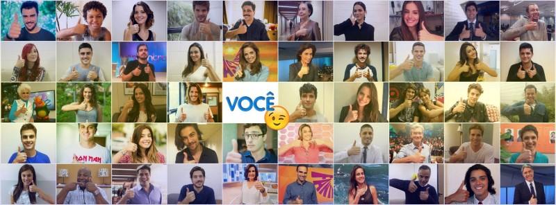 Foto: Facebook/RedeGlobo