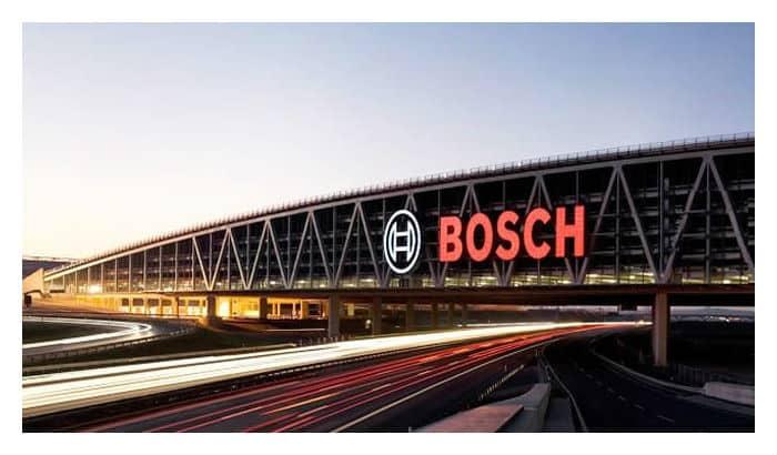 Trabalhe na Bosch