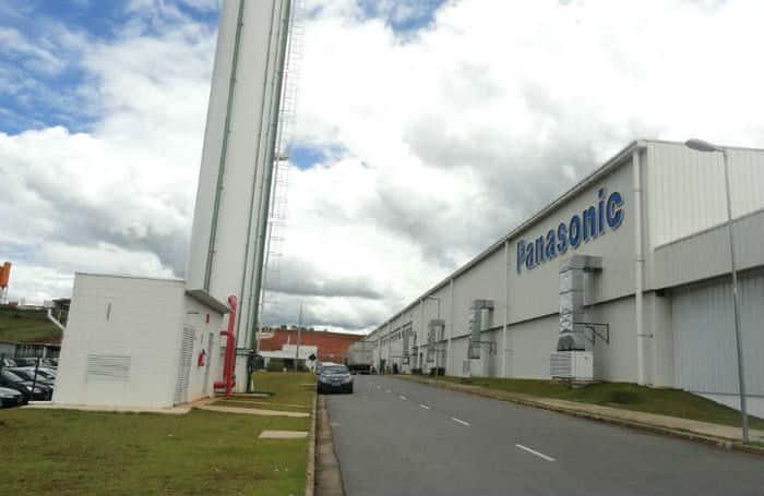 Trabalhe na Panasonic