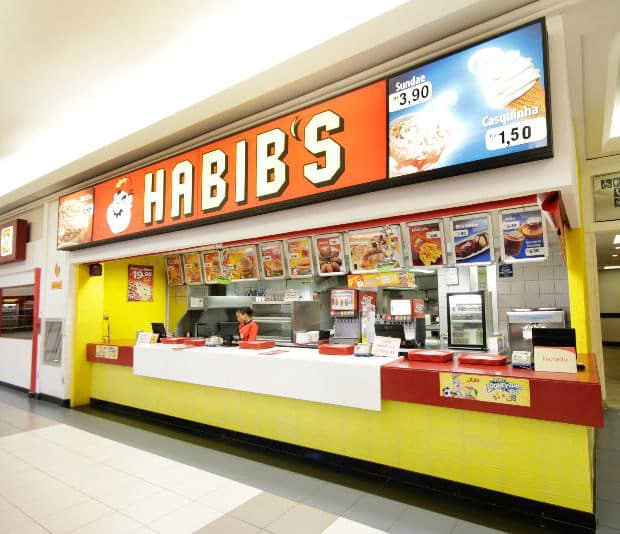 Trabalhe no Habibs