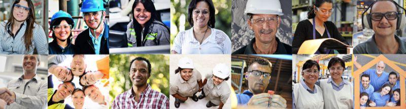 Cadastre o seu currículo profissional e participe do programa Trabalhe Conosco Grupo Saint-Gobain (Foto: saint-gobain.com.br)