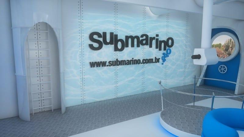 como trabalhar no Submarino