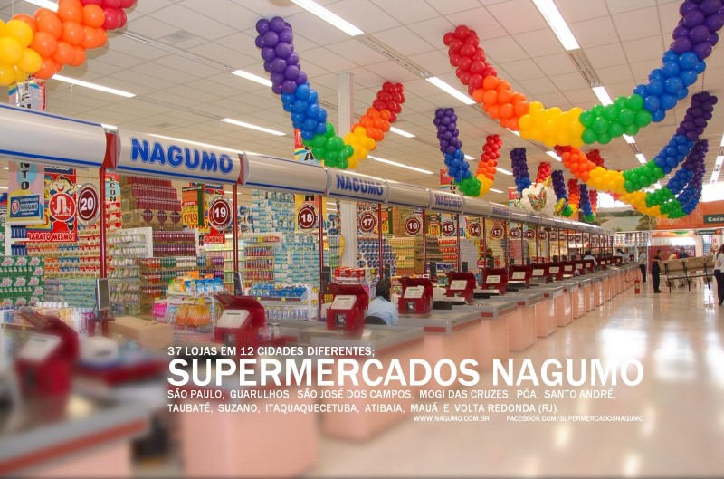 vagas supermercado nagumo