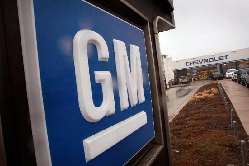 como trabalhar na General Motors
