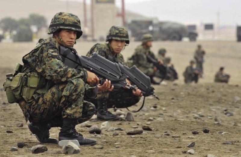 fuzileiro naval vagas