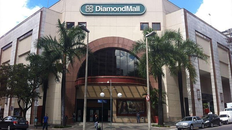 Shopping DiamondMall vagas
